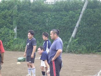 佐倉高校アシスタントコーチ